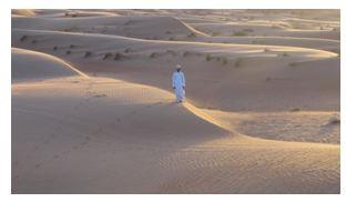 L'Oman, dove deserto e aridità sposano acqua limpida e verdi palmeti
