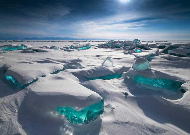 Perchè il ghiaccio dell'Antartico sta aumentando ?