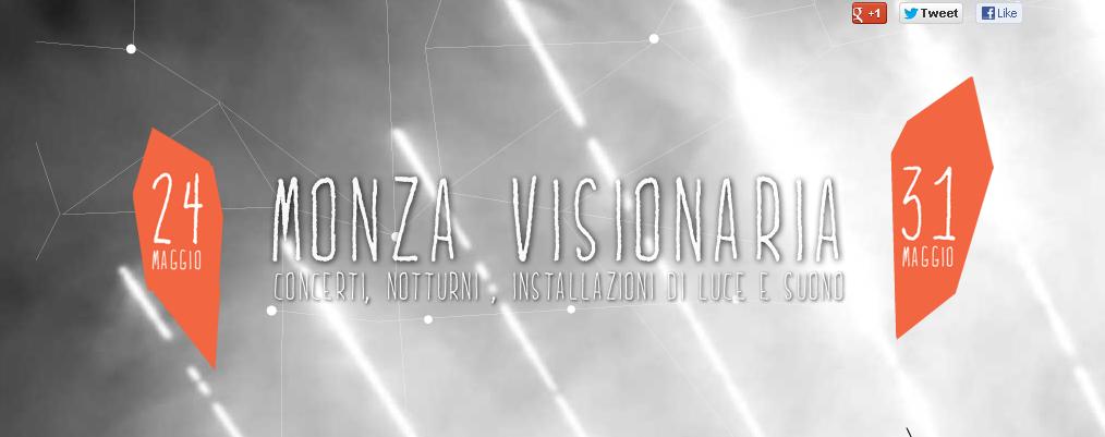 monza visionaria