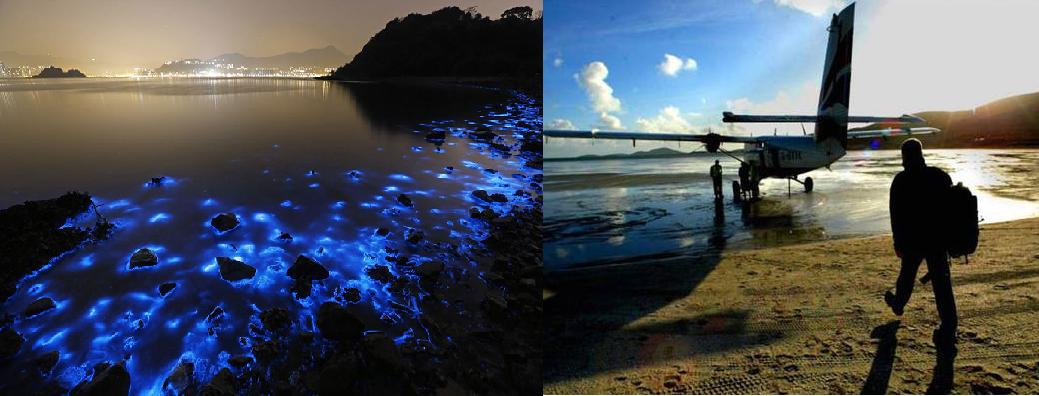 Il fenomeno delle maree: disagio e bellezza della natura