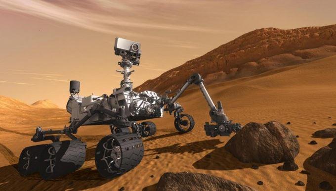 C'è acqua su Marte
