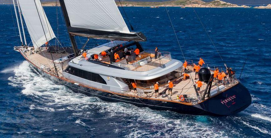 Navi da sogno. Perini navi finalista al Design Awards dell'International Superyacht Society
