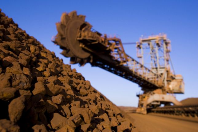 I lavori per la miniera in Australia