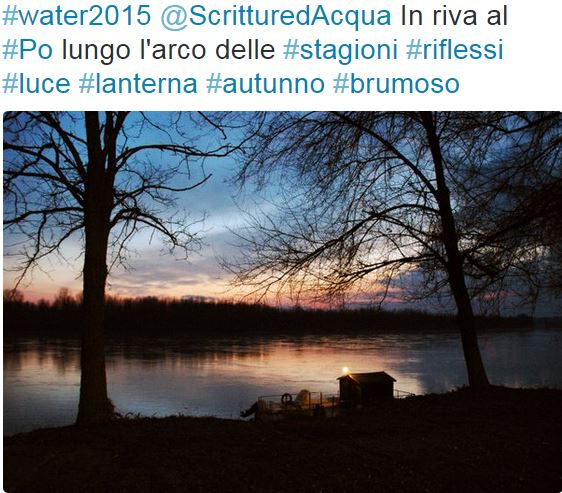 2° classificato water 15