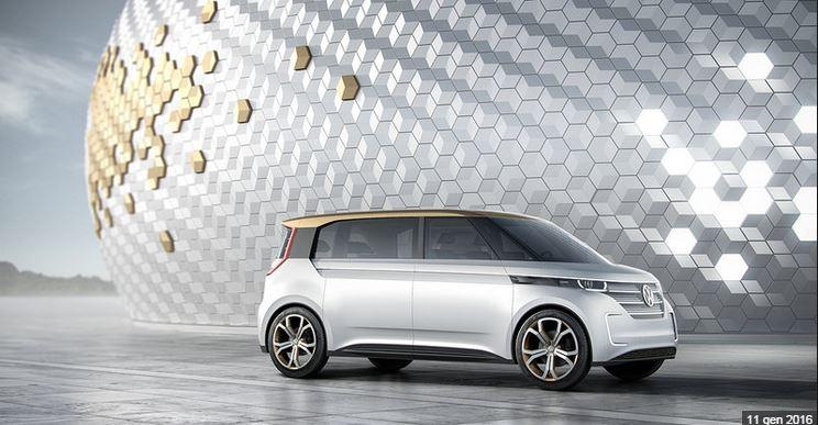 La Budd al Ces di Las Vegas. Concept auto del futuro 2.0