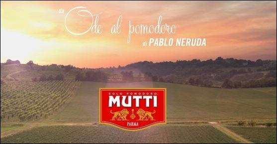 """""""Solo pomodoro per passione"""" firmato Mutti"""