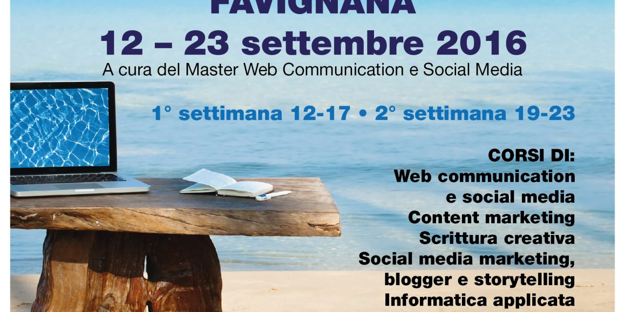 Tablet e diving, web e bike: è la Sicily Summer School 2.0