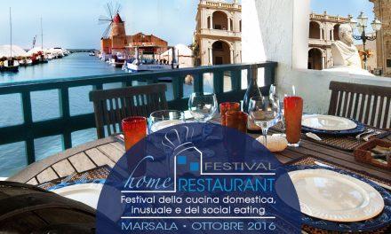 Parma e Marsala unite dall'Home Restaurant Festival