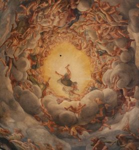 Duomo di Parma, interno cupola