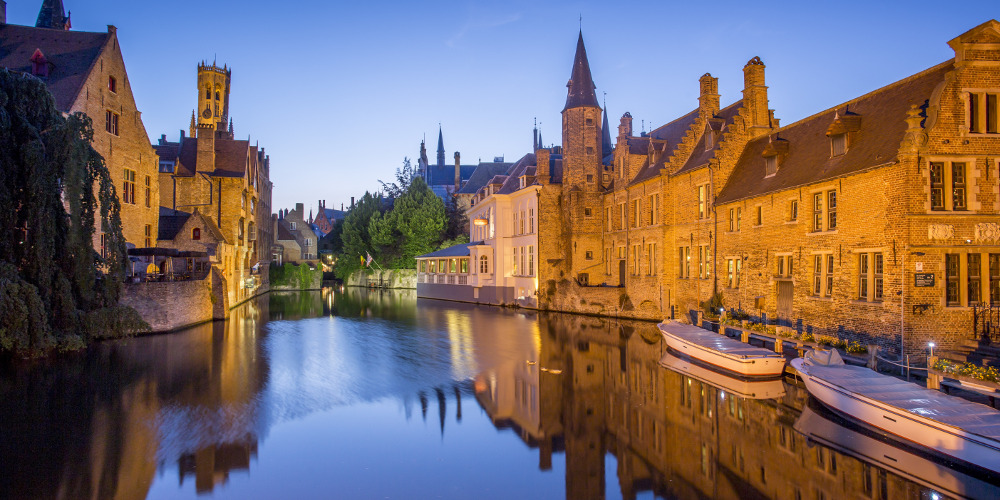 Bruges notte 1