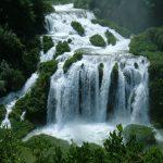 Un amore alto 165 metri. La leggendaria cascata delle Marmore