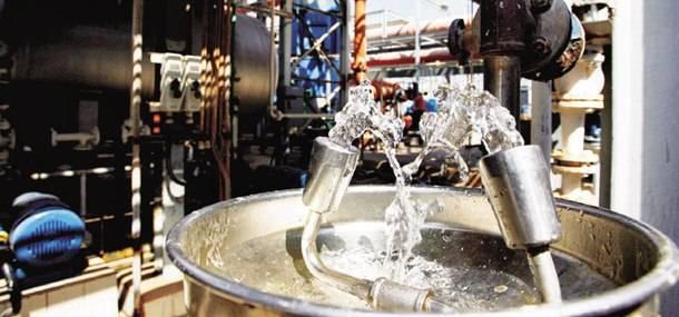 Il futuro dell'acqua? La risposta è negli oceani