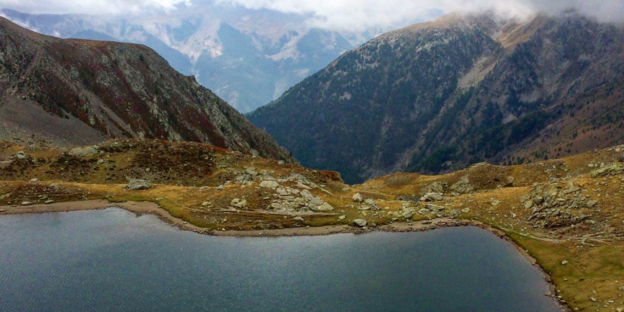 L' anello dei laghi di Sant' Anna: una passeggiata oltreconfine