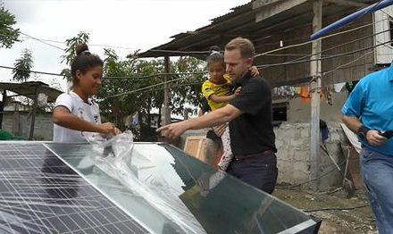 Zero Mass Water, pannelli solari per acqua potabile