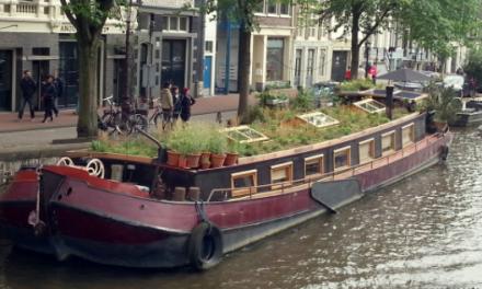 La magia di Amsterdam vissuta sulle houseboat